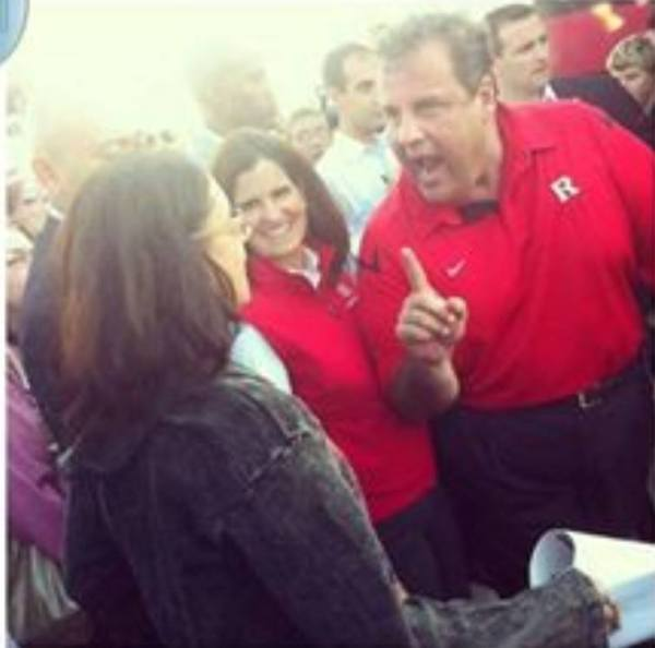 christie bully 2what do you people want_just do yourjob