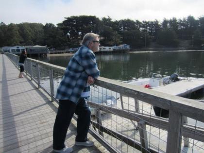 Mat at Pier